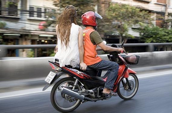 Kaip užsidirbti su motociklu